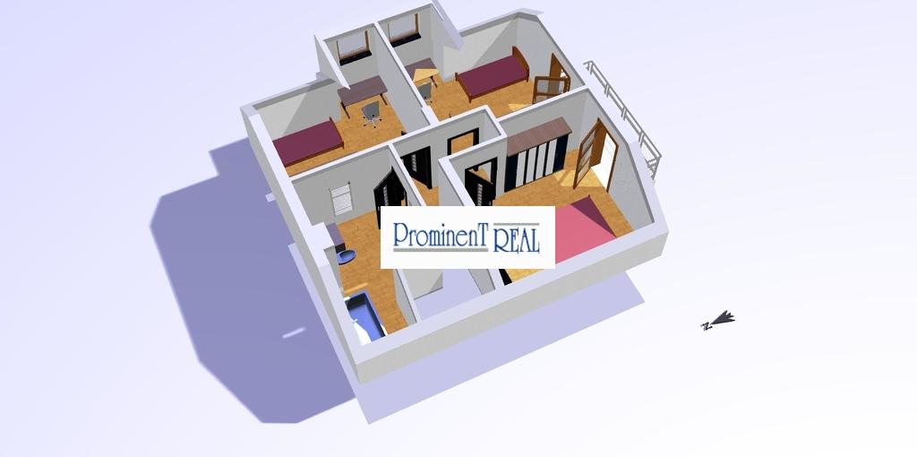podorys poschodie vizualny 2