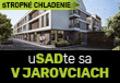 Usaďte sa v Jarovciach