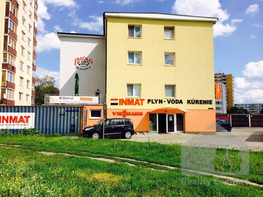 f1f87c33e4ffa Topoľčany - PRIESTORY PRE OBCHOD A SLUŽBY - Obchodné priestory | Reality.sk