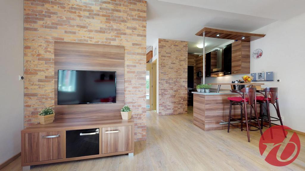 Obývacia izba & Kuchyňa