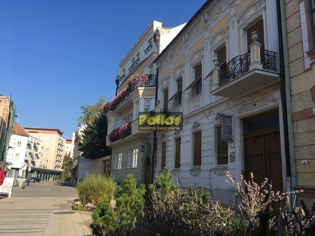 PRENÁJOM kancelárie priamo v centre Piešťan - pešia zóna (3)