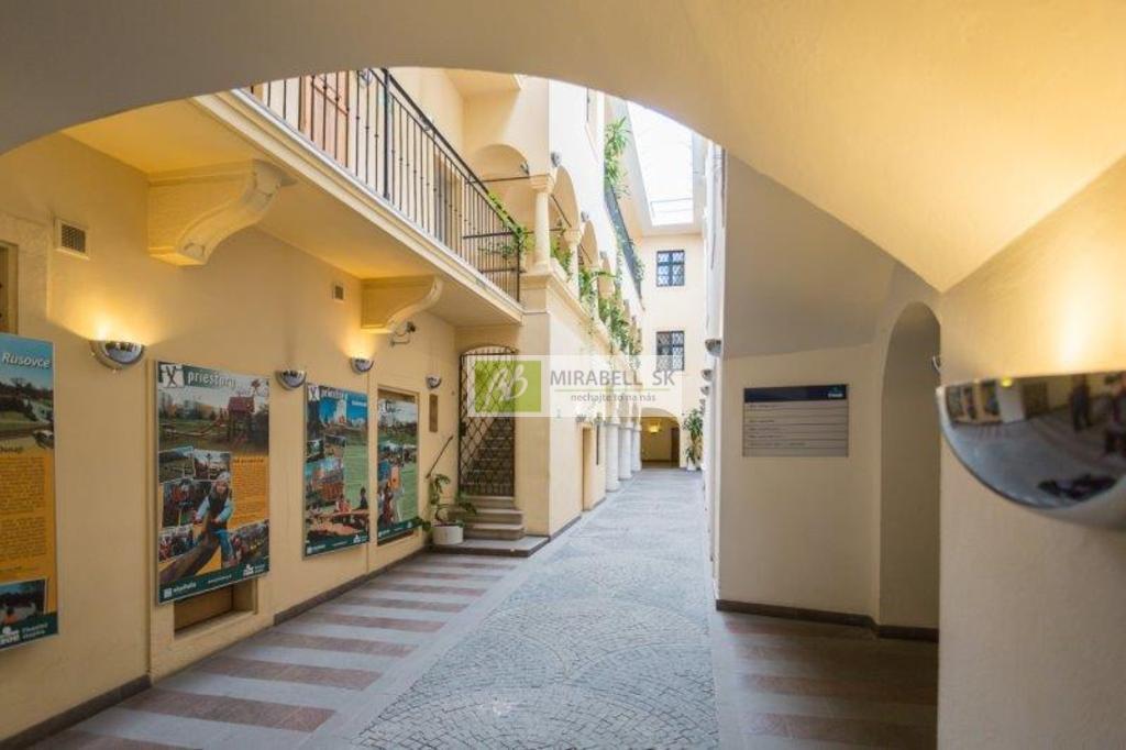 Predaj - budova - Michalská ul. - MIRABELL (1)