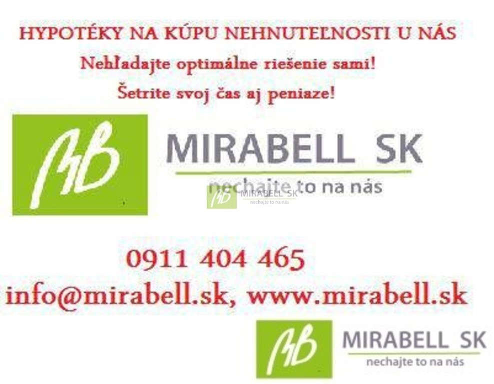 mirabell hypoteky