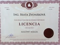 Licencia realitny makler SORA