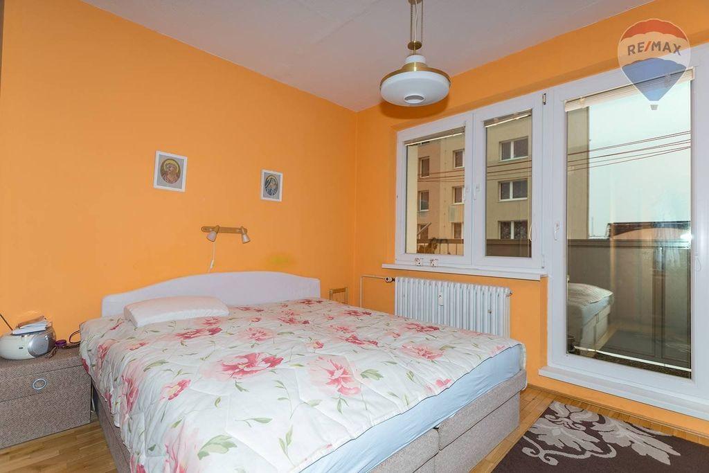4 izbový byt Liptovský Mikuláš - spálňa