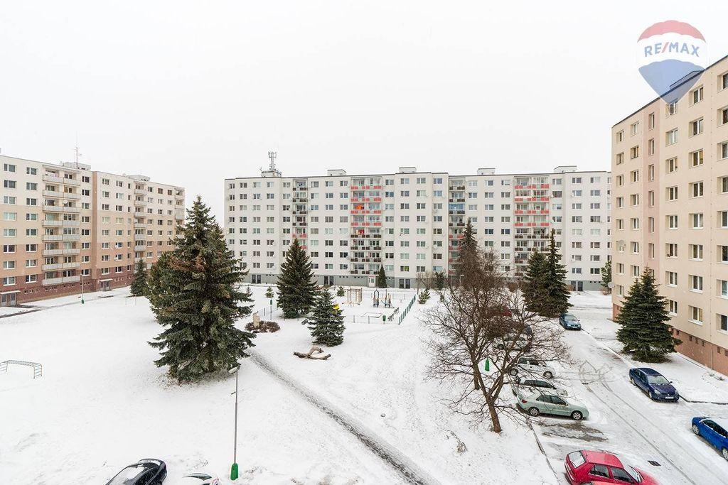 4 izbový byt Liptovský Mikuláš - výhľad