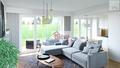 Vizualizácia stavby - interiér